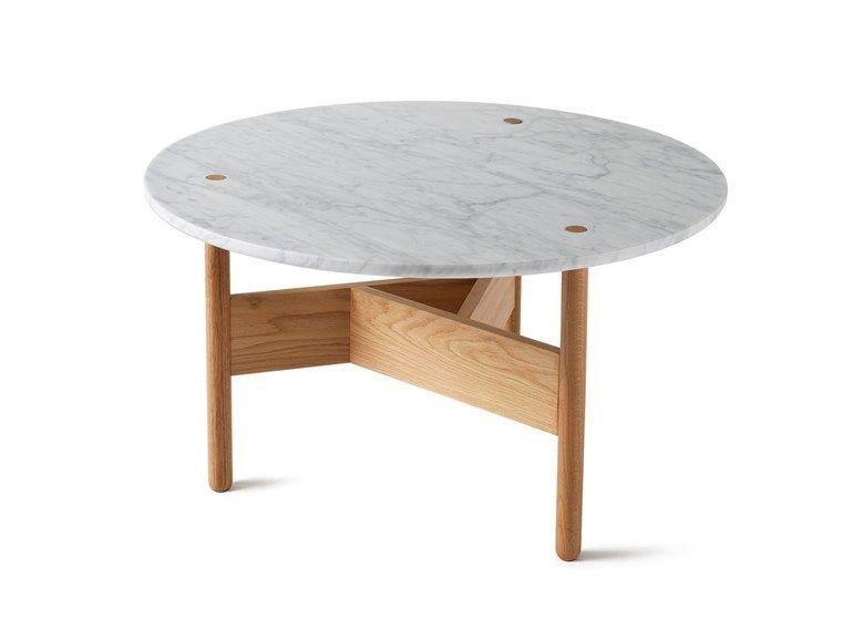 ORBITAL Mesita de mármol Colección Tables by Atipico diseño Julian ...