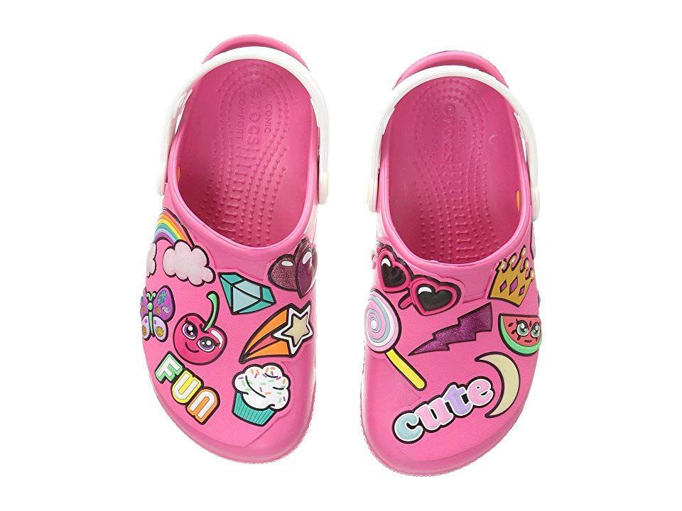 Kids Boys Girls Infants Baby Children's Octopus Cloggs Crocs