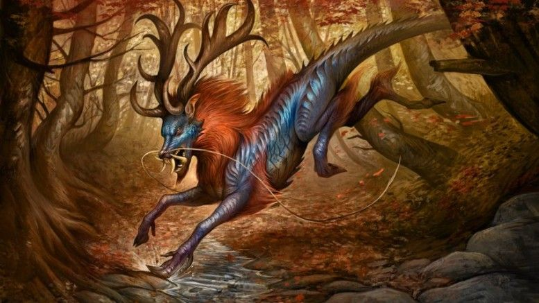 Which Mythical Creature Are You? | Legends | Weird creatures