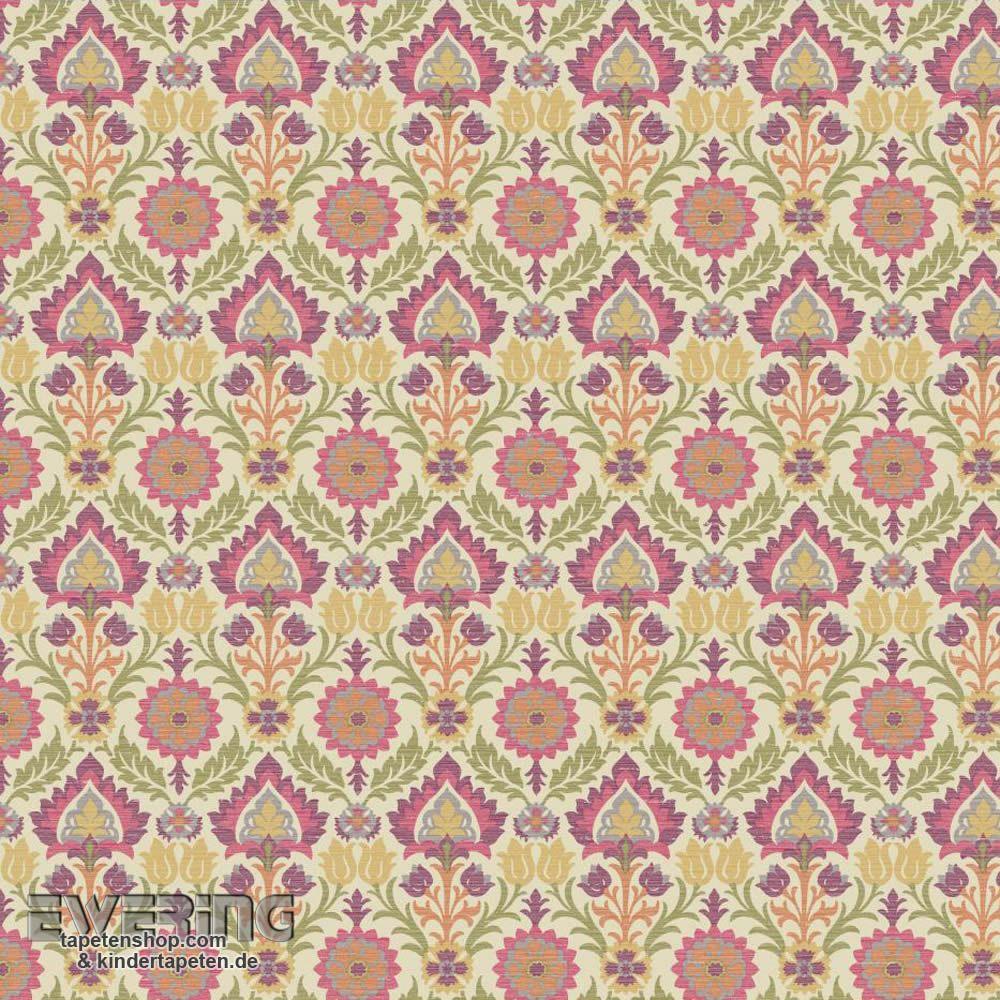 23-327235 Waverly Small Prints Rasch Textil Verzierung bunt