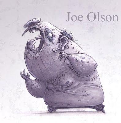 The art of Joe Olson