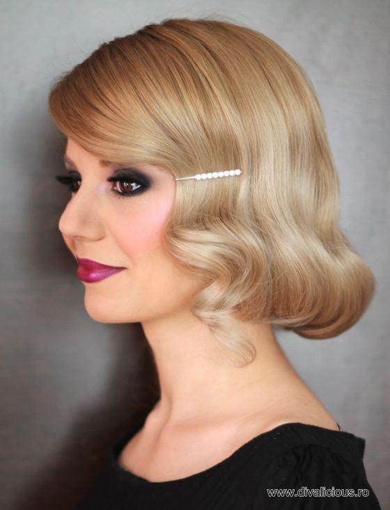 Coafura Mireasa Retro Wedding Hair Styles Hair Hollywood Hair