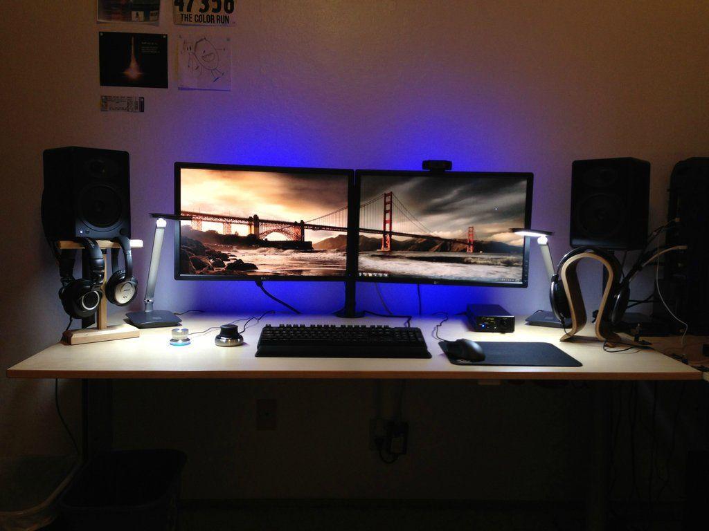 Reddit Makes Things Up Computer Setup Computer Desk Setup Setup
