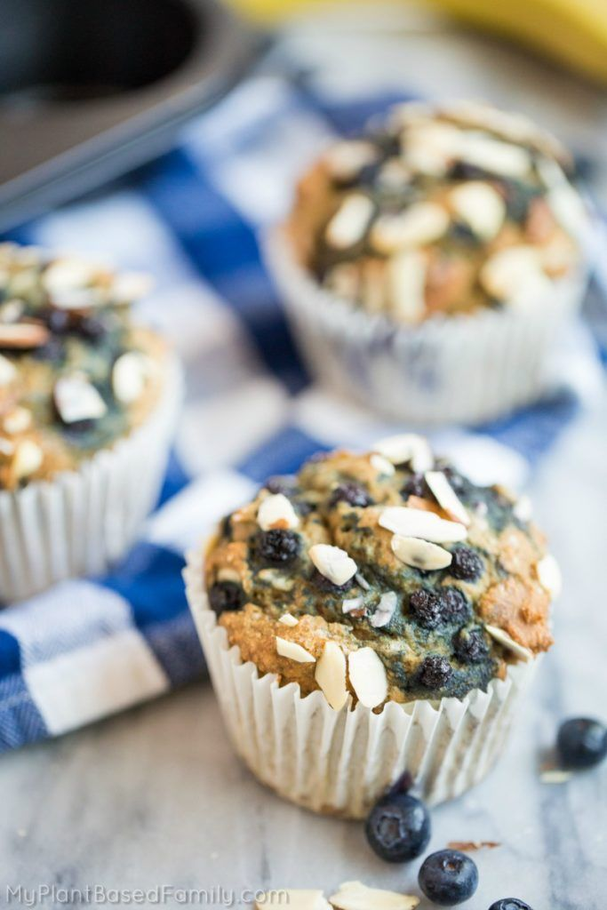 Oil Free Blueberry Muffins Muffins Blue Berry Muffins