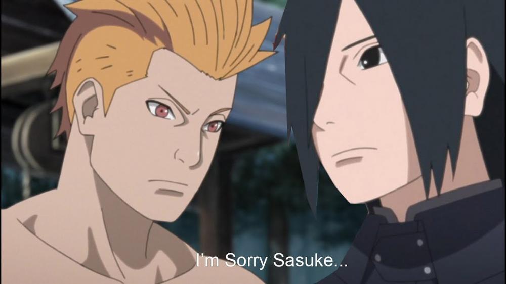Boruto Episode 99 Jugo And The Curse Seal Eng Sub Jugo Meet Sasuke Youtube Boruto Boruto Episodes Anime Naruto