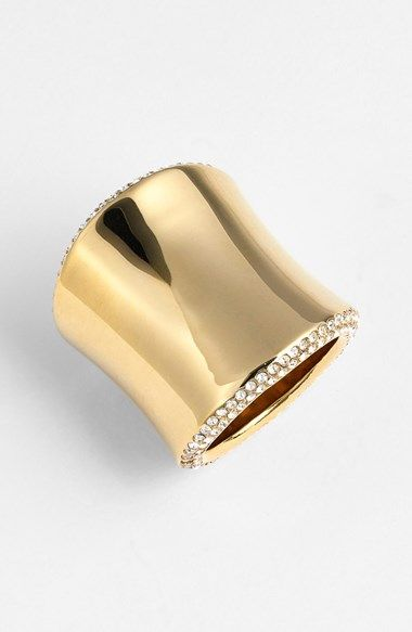 Michael Kors Saddle Ring available at #Nordstrom