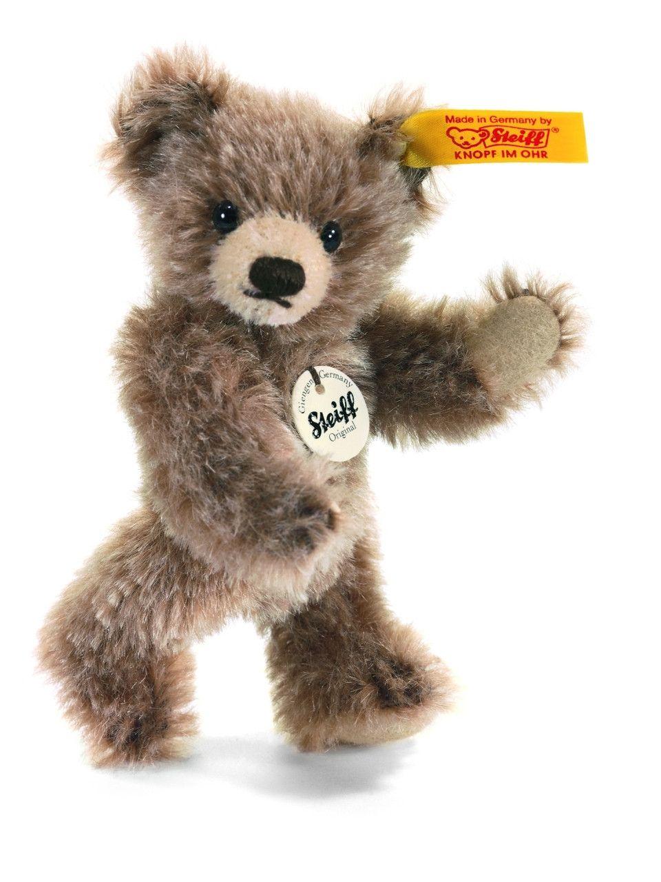 Miniature Teddy Bear, brown