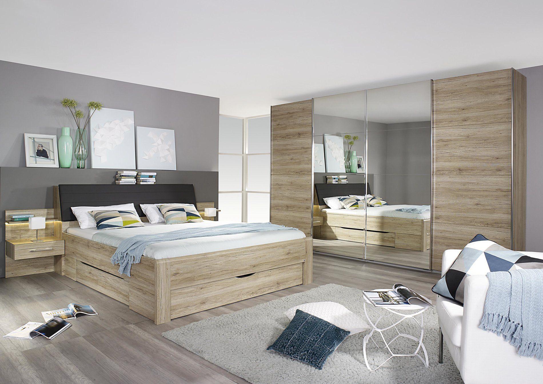 Eiche Schlafzimmer Einrichten | Contemporary bedroom ...