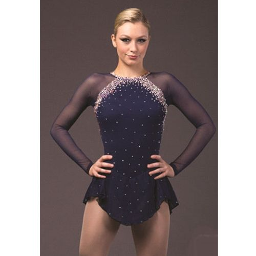 Adult Custom Figure Skating Dress Graceful New Brand Women Ice ...