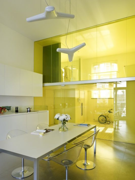 Glass partition walls ideas | Interior // Office Space | Pinterest ...