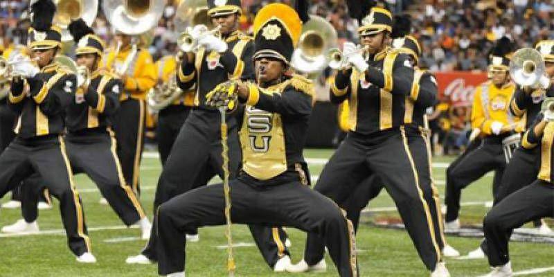 World Famed Georgia State University Tiger Marching Banc