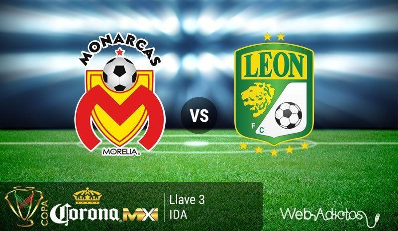 Morelia Vs León Jornada 5 De La Copa Mx Clausura 2016
