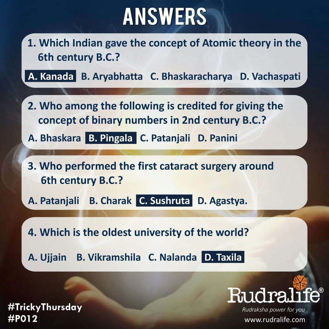 Science Facts General Knowledge: #rudralife #shiva #TrickyThursday #Puzzle