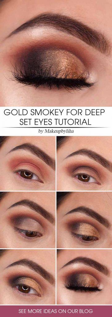 Deep Set Eyes Perfect Ways Of Defining The Shape Deep Set Eyes