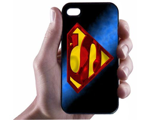 Superman iPhone 4/4s Case – Hard Plastic Cell Phone Case