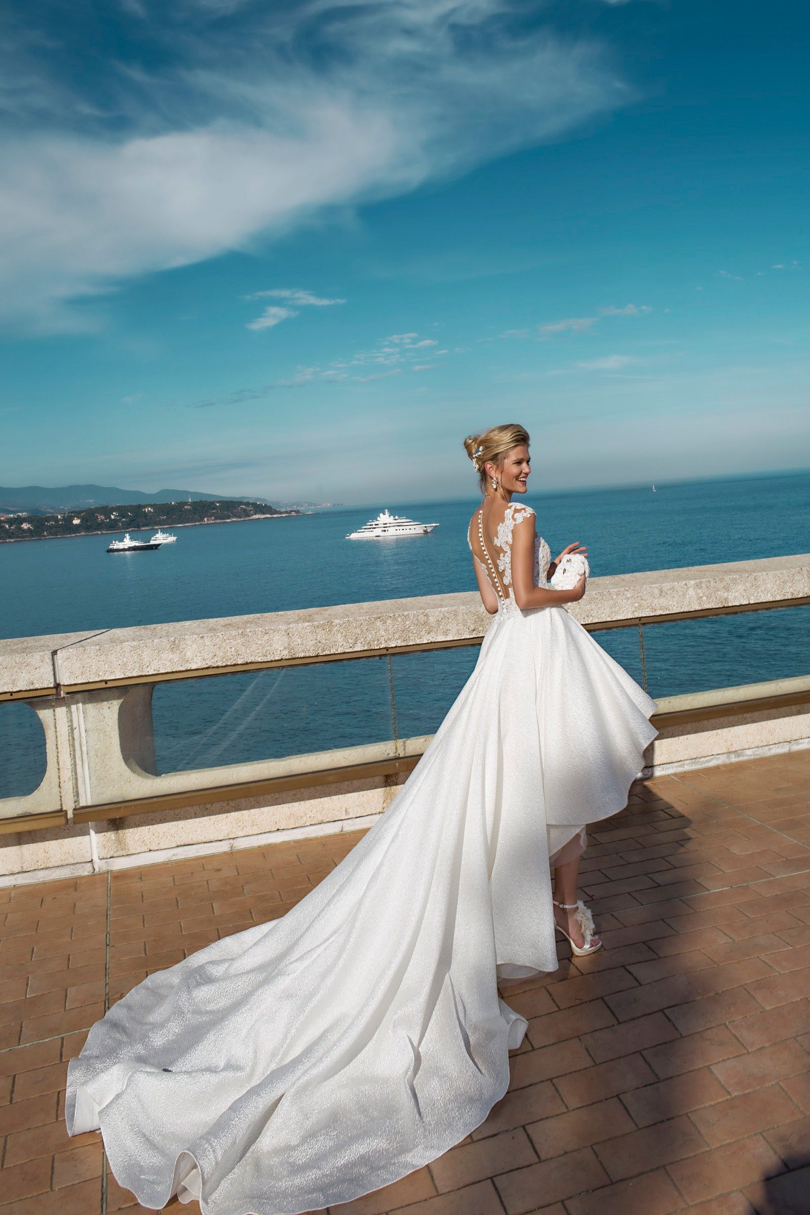 Wedding Dress AlessandraRinaudo BEATRICE ARAB17603 2017 | Wedding ...