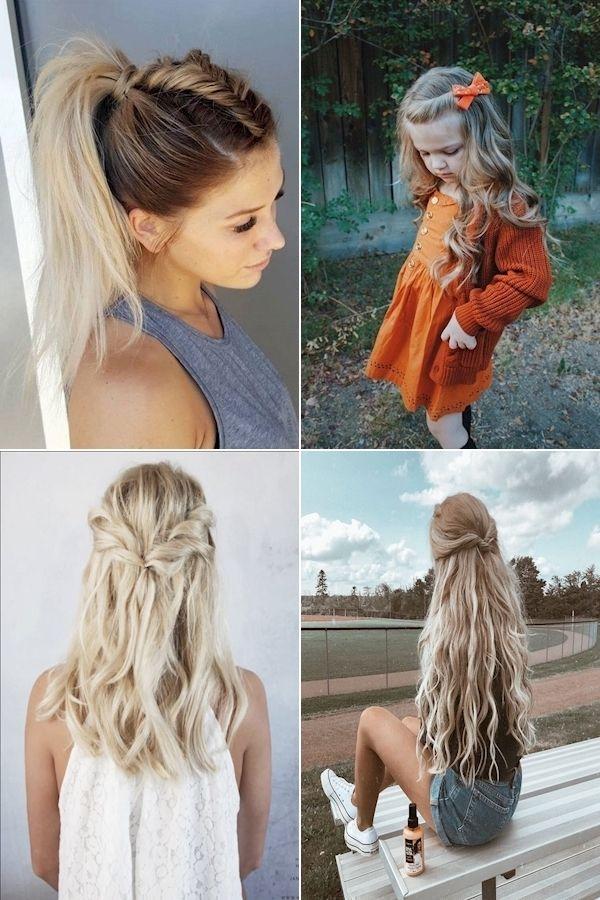 Short Hairstyles | Easy Hairdos For Girls | Easy Toddler Hairstyles Girl