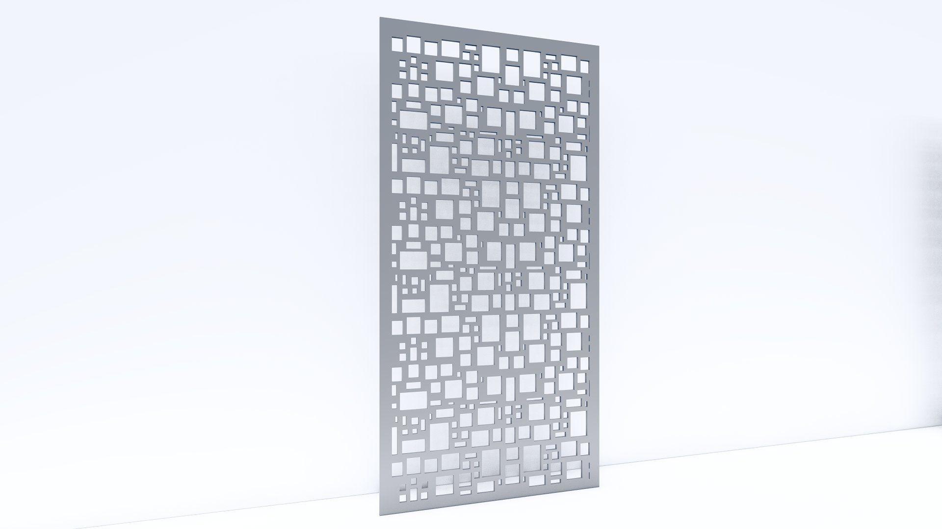 Barcelona integrated furniture panel