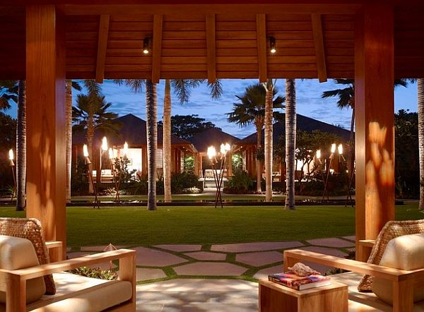 outdoor inspiration cool tiki torches to light up your magical rh za pinterest com