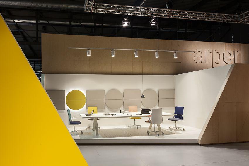 Salone Del Mobile Ufficio.Arper Milano Salone Del Mobile 2015 Work Place 3 0 Salone