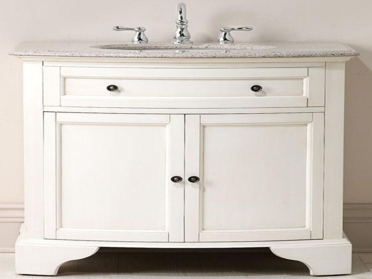 99+ Traditional Bathroom Vanities and Cabinets - Kitchen Cabinets ...