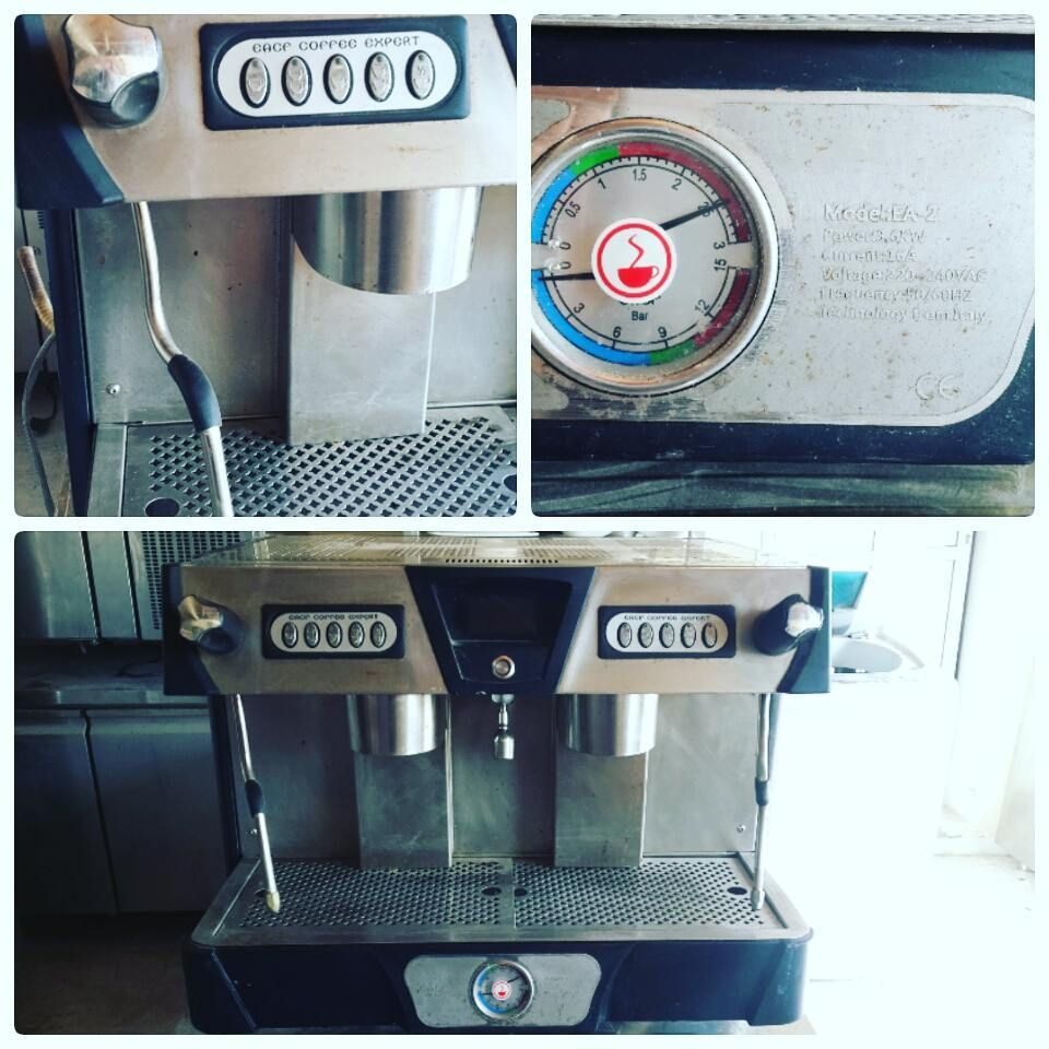 For Sale Coffee Machine Model EA2 Technology from Italy