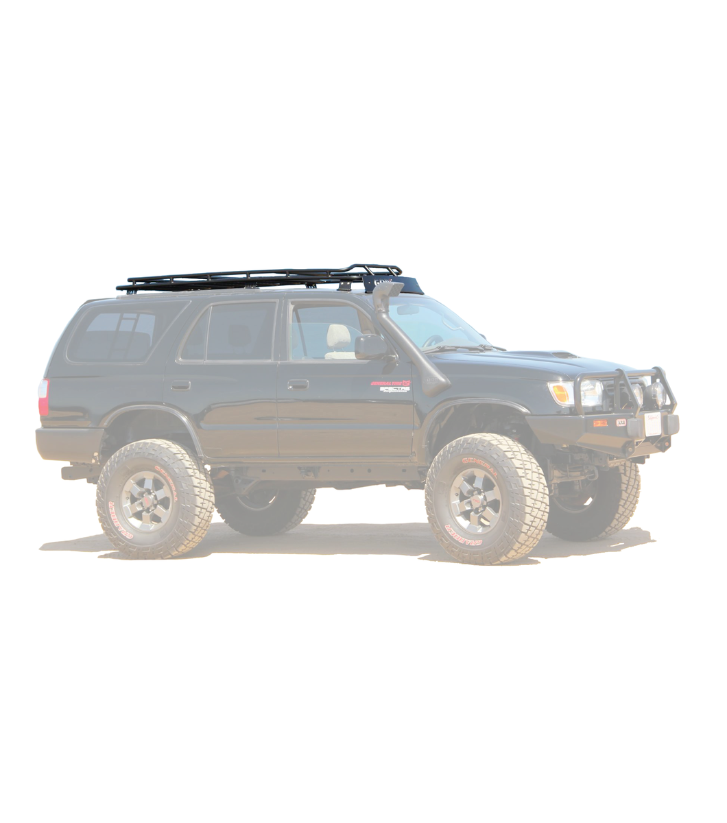 Gobi Toyota 4runner 3rd Gen Stealth Rack Multi Light Setup In 2020 Toyota 4runner 4runner Toyota