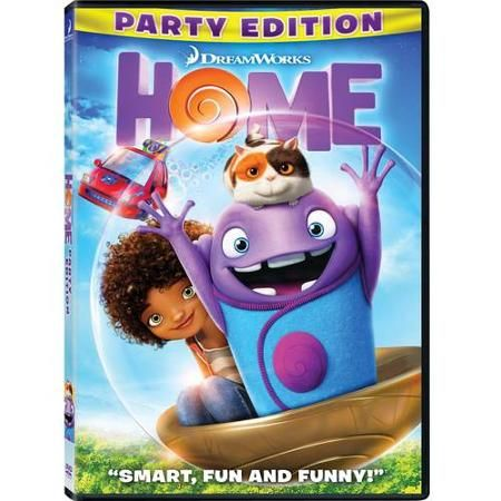 Home Party Edition Dvd Walmart Com Kids Movies Dreamworks Home Family Movies