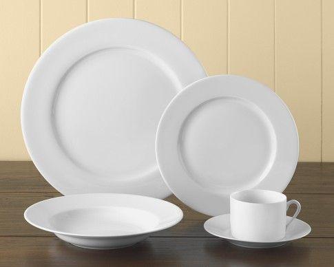 Everyday Dinnerware From Apilco Porcelain Dinnerware Dinnerware Dinnerware Sets