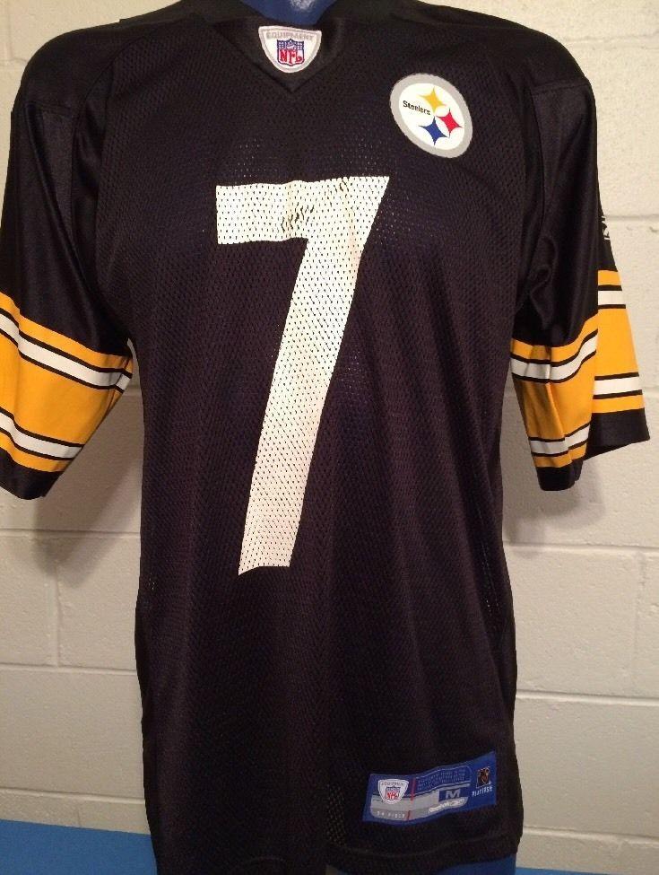 261f075b774 Ben Roethlisberger Steelers Jersey A Medium Men S