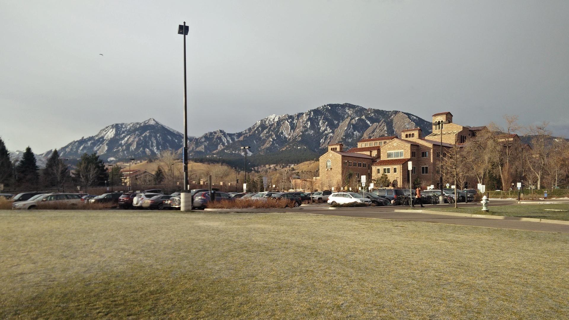 Flatirons From University Of Colorado Boulder 1920x1080