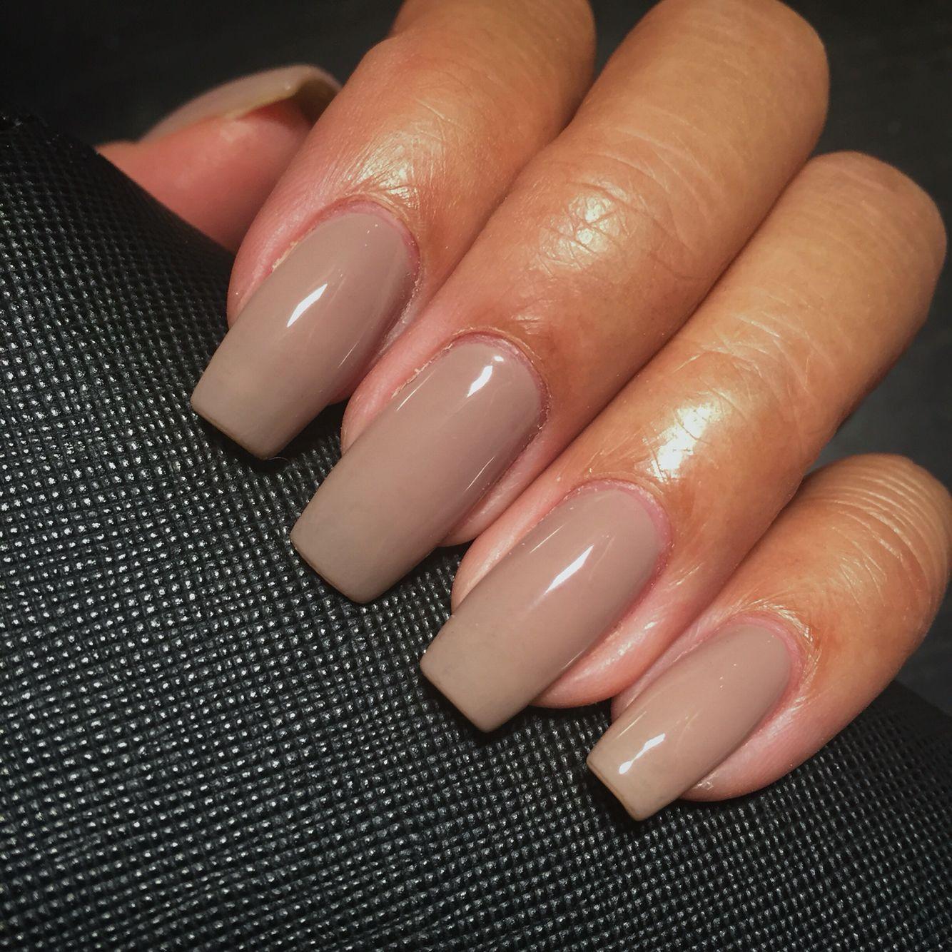 Mauve Color Nailart Nailpolish Sandiego Fashion Mauvenails Nudenails Mauve Nails Cute Acrylic Nails Nail Shapes Square