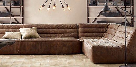 Restoration Hardware Chelsea Sofa