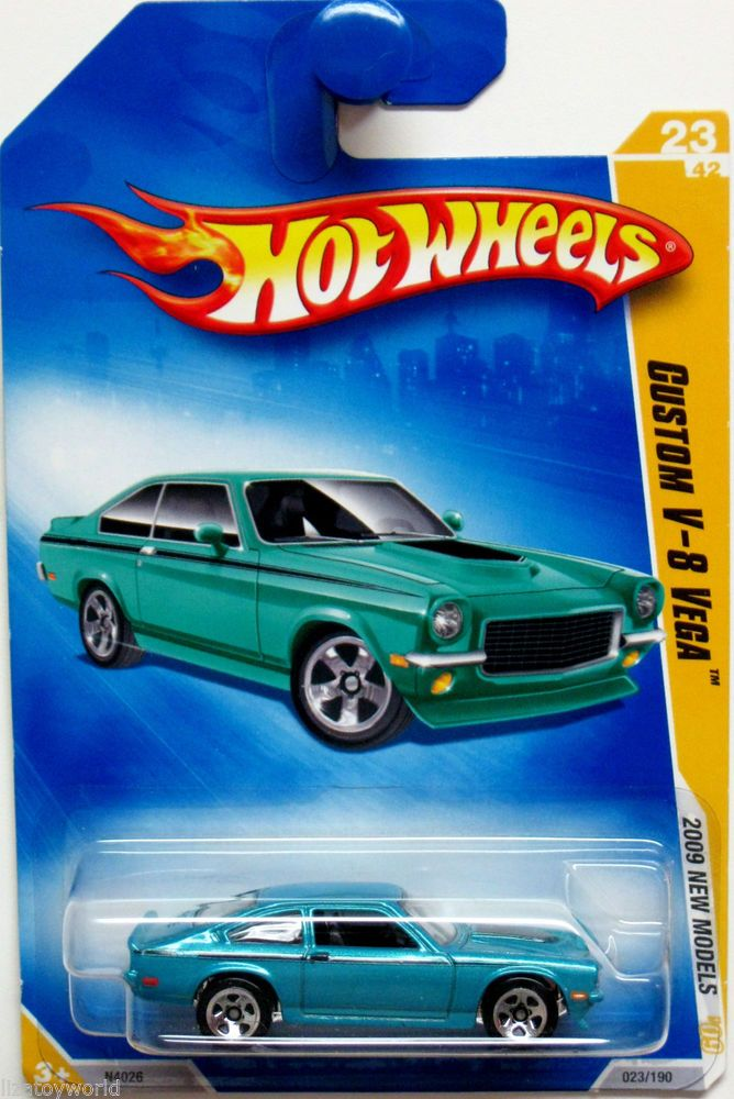 1971 Chevy Vega V8 2009 Hot Wheels New Models 23 42 Kmart Day