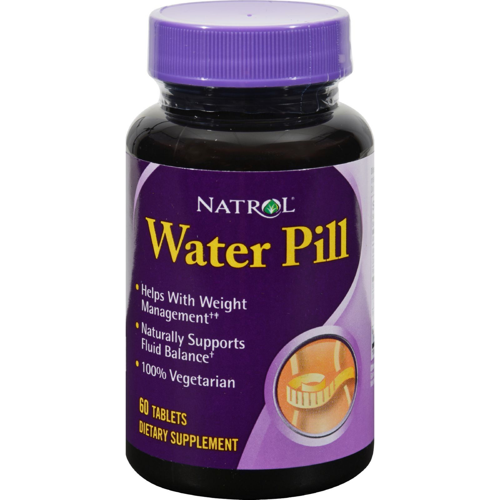 Natrol Water Pill 60 Tablets Lymphedema And Fascia Pinterest