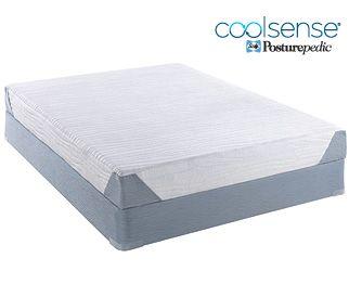 Sleep Better With A Coolsense Swans Gate Cushion Firm Mattress By