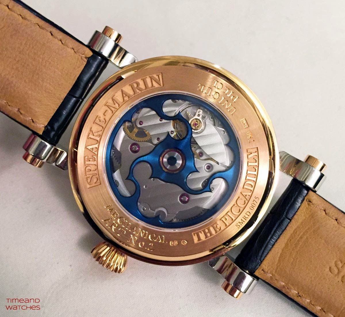 Speake-Marin Jumping Hours | Time and Watches