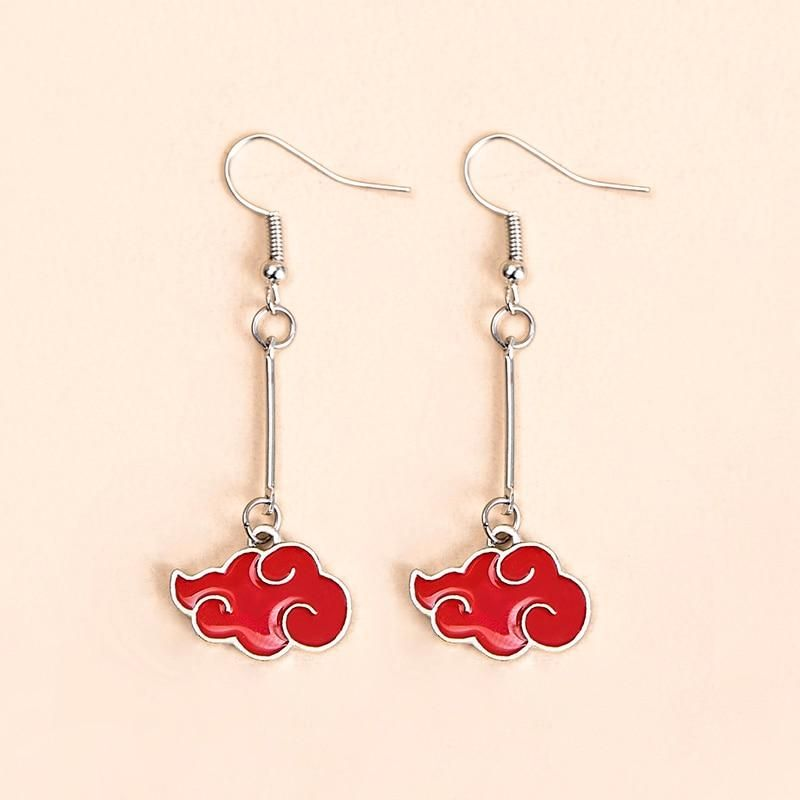 Photo of Anime cosplay earrings – silver