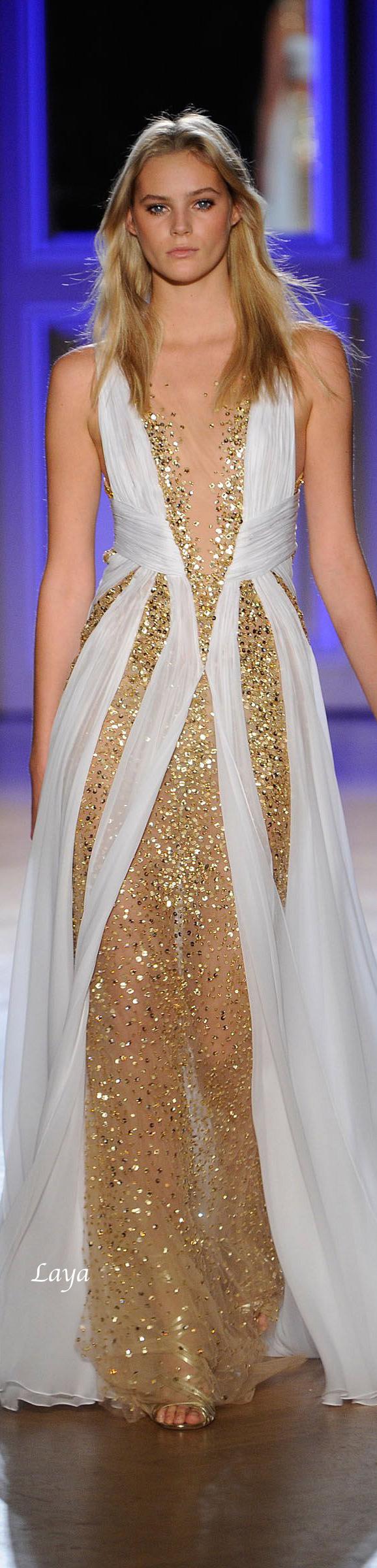 Zuhair murad springsummer couture style inspiration