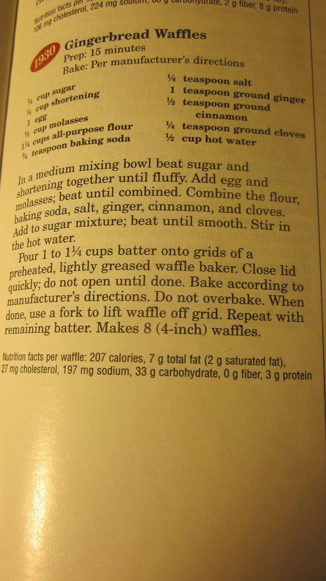 84c165e2fee2dc198a5db610547933b8 - Better Homes And Gardens Cookbook Waffle Recipe