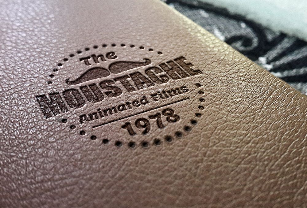 Leather stamping logo mockup mock up pinterest mockup logos leather stamping logo mockup pronofoot35fo Image collections