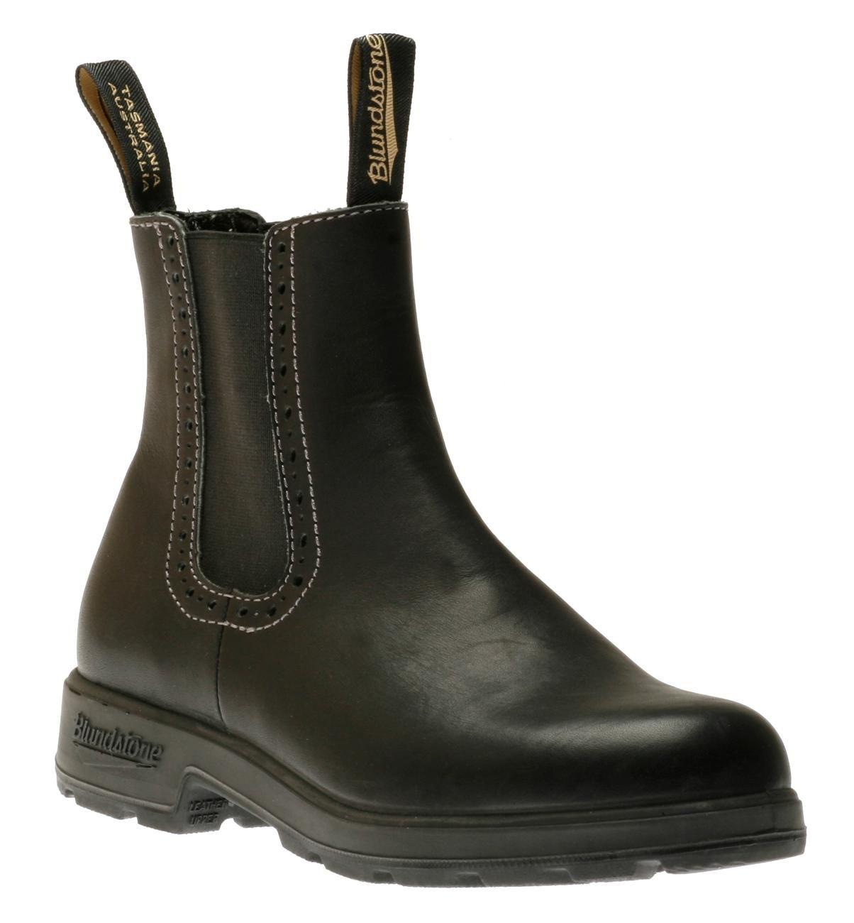 Blundstone Girlfriend Black 1448 Women's Boot Shoes | Walking On A Cloud