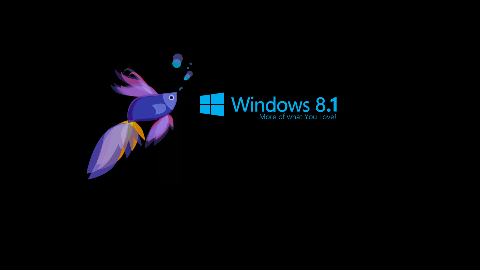 Free Download Windows 8 1 3D Black Wallpapers HD Desktop