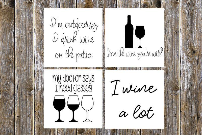 Free Svg Wine Sayings Free Printable Wine Labels Wine Label Printable Funny Wine Labels
