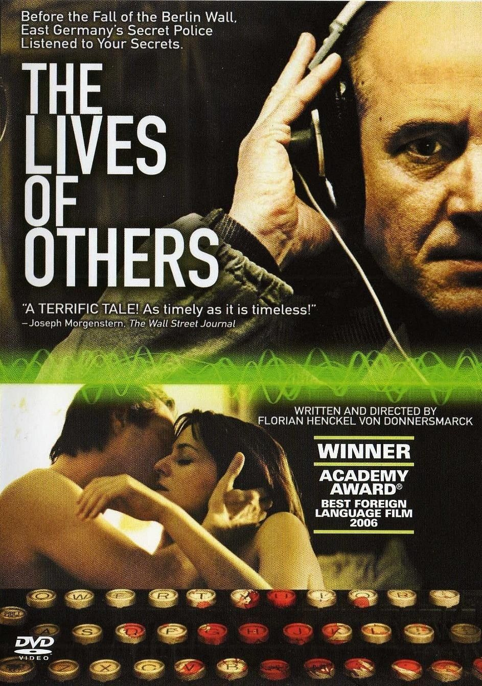 The Lives Of Others 2006 The Lives Of Others German Movies Foreign Movies