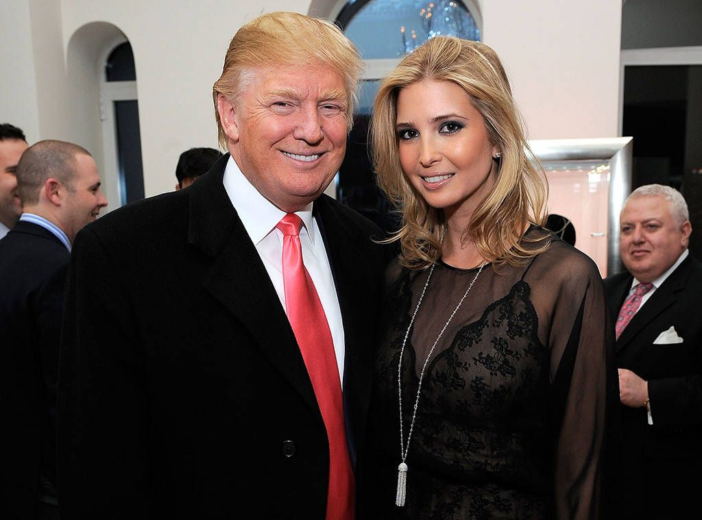 Decoding Ivanka Trump and Donald Trump's Relationship: Inside an Ironclad  Father-Daughter Bond -