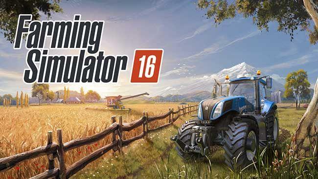 Farming Simulator 16 Ps Vita Vpk Usa Farming Simulator 16