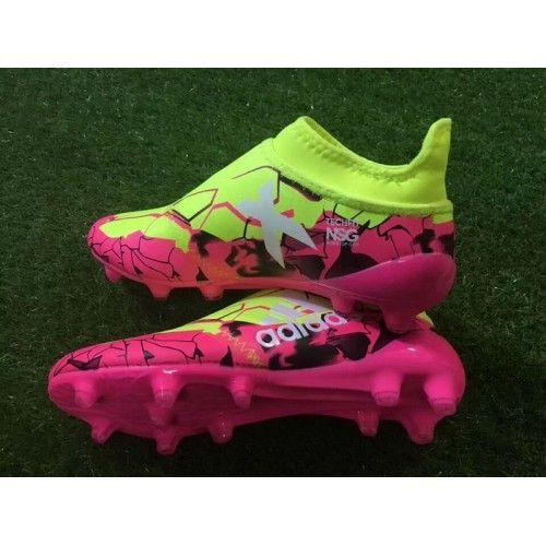 Mercurio revolución Rechazado  Nuevo 2017 Adidas X 17 Purespeed FG Verde Melocoton Botas De Futbol | Adidas,  Sport shoes, Shoes
