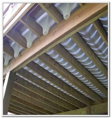 Image Result For Waterproof Under Deck Design Under Deck