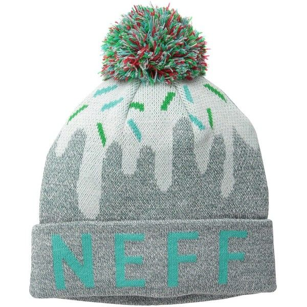 f5d5b39475c Neff Women s Sweet Jacquard Beanie with Pom
